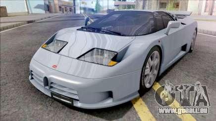 Bugatti EB110 1994 für GTA San Andreas