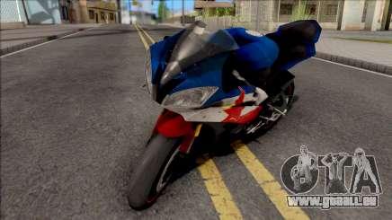 Yamaha R6 2008 Yugoslav pour GTA San Andreas