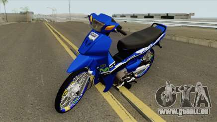Yamaha SS Two (F1ZR) Movistar pour GTA San Andreas