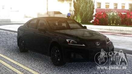 Lexus IS250 2007 pour GTA San Andreas