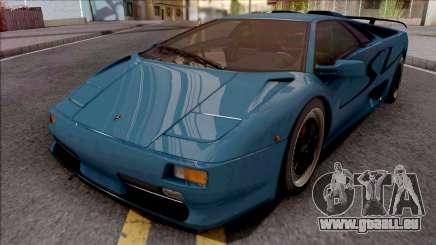 Lamborghini Diablo SV 1995 für GTA San Andreas