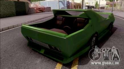 Dodge Deora für GTA San Andreas