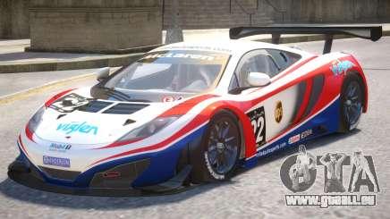 McLaren MP4 PJ1 für GTA 4