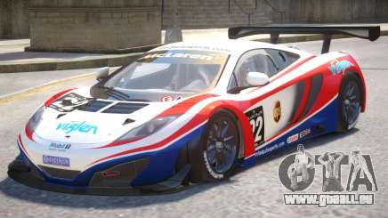 McLaren MP4 PJ1 pour GTA 4