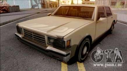 Declasse Brigham Classic pour GTA San Andreas