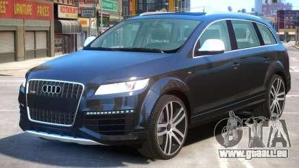 Audi Q7 V2 pour GTA 4