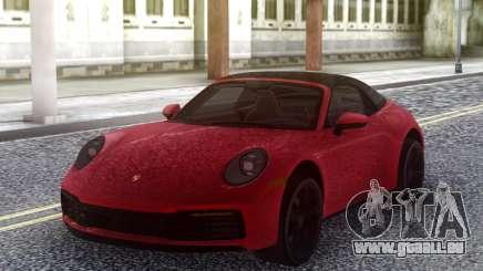 Porsche 911 2020 pour GTA San Andreas