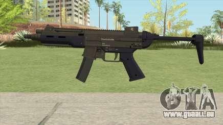 Hawk And Little SMG (With Flashlight V1) GTA V für GTA San Andreas