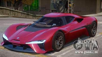 2017 NIO ep9 v2.2 für GTA 4