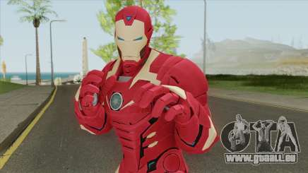 Iron Man V1 (Marvel Ultimate Alliance 3) für GTA San Andreas