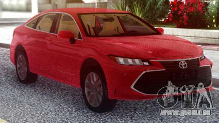 Toyota Avalon 2019 Red pour GTA San Andreas