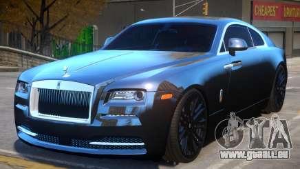 Rolls Royce Wraith V2 für GTA 4