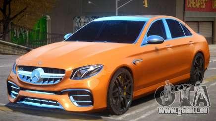 Mercedes Benz E63 AMG W213 pour GTA 4