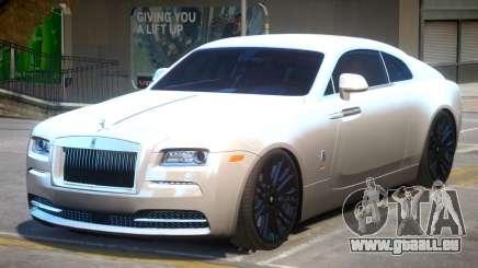 Rolls Royce Wraith V1.2 für GTA 4