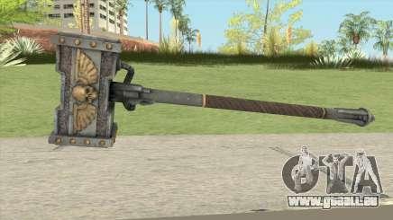 Thunder Hammer (Warhammer 40K) für GTA San Andreas