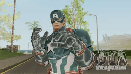 Captain America V2 (Marvel Ultimate Alliance 3) für GTA San Andreas