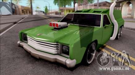Custom Picador für GTA San Andreas