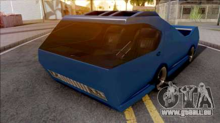 Dodge Deora Blue für GTA San Andreas