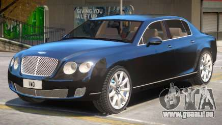 Bentley Continental V1.1 pour GTA 4