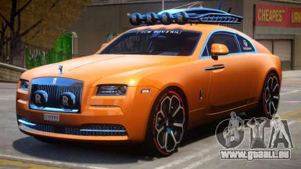 2014 Jon Olsson Rolls Royce Wraith für GTA 4
