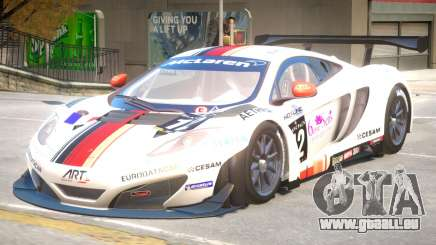 McLaren MP4 PJ2 pour GTA 4