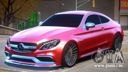 Mercedes Benz C63 Hamann pour GTA 4