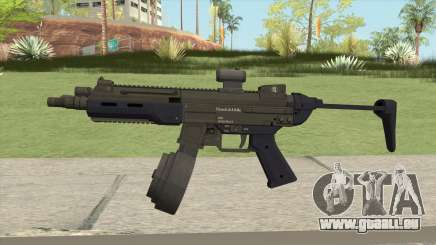 Hawk And Little SMG (Two Upgrades V2) GTA V pour GTA San Andreas