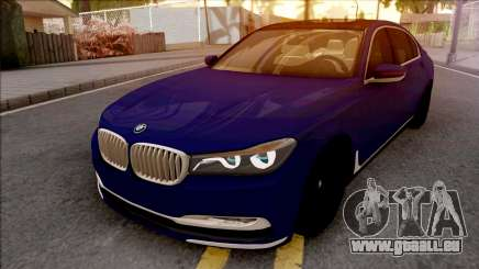 BMW 7 Series pour GTA San Andreas