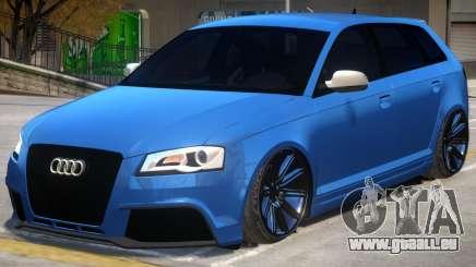 Audi RS3 für GTA 4