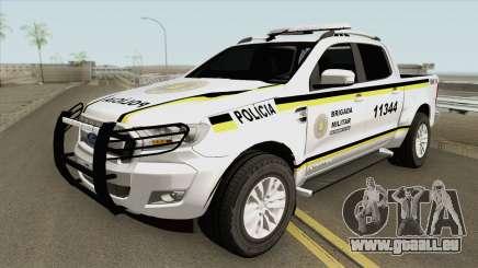 Ford Ranger (Brigada Militar) pour GTA San Andreas