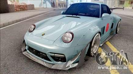 Porsche 911 GT2 Yasiddesign Style für GTA San Andreas