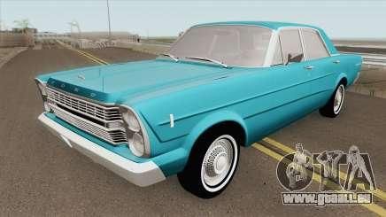 Ford Galaxie 1966 für GTA San Andreas