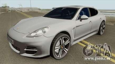 Porsche Panamera Turbo HQ pour GTA San Andreas