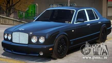 Bentley Arnage Custom V2 pour GTA 4