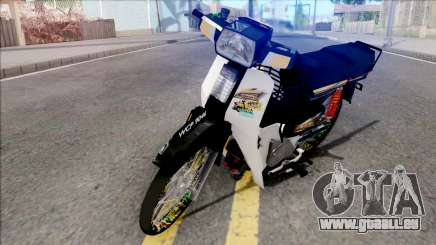 Honda EX5 Dream Malaysian Style für GTA San Andreas