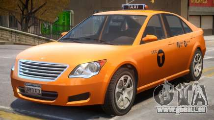 Taxi Karin Asterope V2 pour GTA 4
