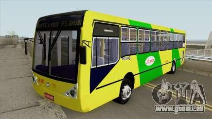 Kurtc Low Floor Bus pour GTA San Andreas