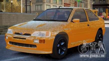 Ford Escort V2 pour GTA 4