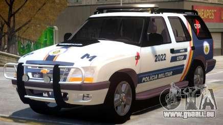 Chevrolet Blazer Police für GTA 4