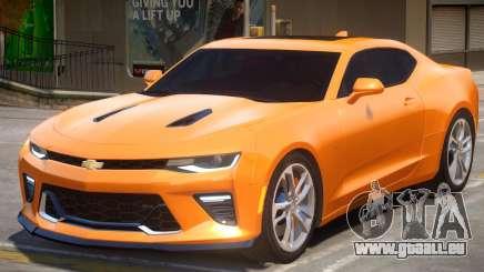 2017 Chevrolet Camaro SS v1.2 pour GTA 4