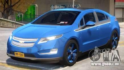 Chevrolet Volt R1 für GTA 4