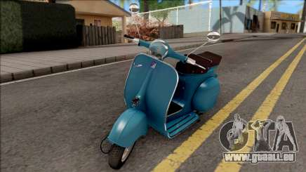 Piaggio Vespa VNB 125 IVF pour GTA San Andreas