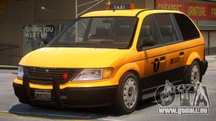 Cabbie NYC Style pour GTA 4