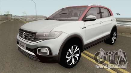 Volkswagen T-Cross 2019 pour GTA San Andreas