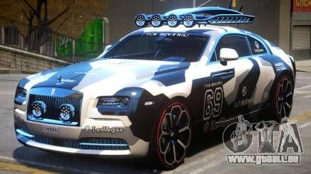 Rolls Royce Wraith 2014 V2 für GTA 4