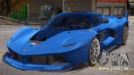 2015 Ferrari FXX-K V1 für GTA 4