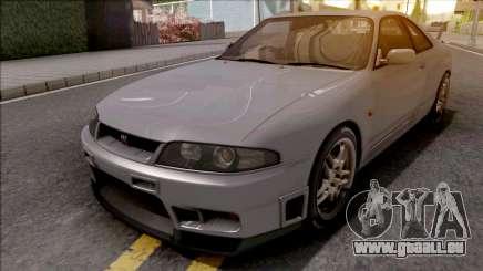 Nissan Skyline GT-R R33 V-Spec 1997 pour GTA San Andreas