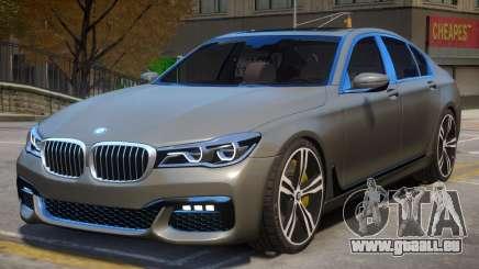 BMW M760 Li V1.1 für GTA 4