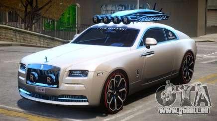 Rolls Royce Wraith 2014 V1 für GTA 4