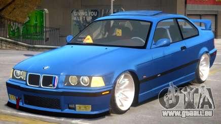 BMW E36 ST V1 pour GTA 4
